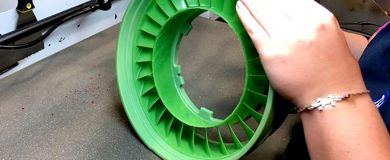 How FSL solved the wax moulding air temperature issues