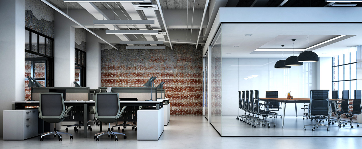 Comfortably controlled, low noise, draught-free with a proportion of filtered and ionised outside air is a must have in todays' air-conditioned offices.